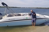 19 ft. Hurricane Boats SD 187 I/O Deck Boat Boat Rental Orlando-Lakeland Image 3