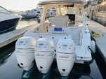 35 ft. Boston Whaler 350 Realm Bow Rider Boat Rental Los Angeles Image 6