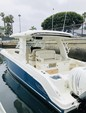 35 ft. Boston Whaler 350 Realm Bow Rider Boat Rental Los Angeles Image 4