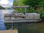 22 ft. Sun Tracker by Tracker Marine Party Barge 22 Regency IO Pontoon Boat Rental Rest of Southeast Image 1