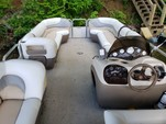 22 ft. Sun Tracker by Tracker Marine Party Barge 22 Regency IO Pontoon Boat Rental Rest of Southeast Image 2