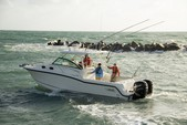 31 ft. Boston Whaler 315 Conquest w/2-300CXL DTS Verado Bass Boat Boat Rental New York Image 3