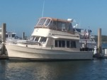 40 ft. Mainship 400 Trawler Trawler Boat Rental New York Image 2