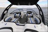 24 ft. Yamaha 242X E-Series  Ski And Wakeboard Boat Rental Austin Image 1