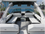 30 ft. Regal 29 OBX Yamaha 250 x2 Bow Rider Boat Rental West Palm Beach  Image 17