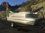 """21 ft. Avalon Pontoons 20' GS Quad Lounge 23"""" Tubes Pontoon Boat Rental Rest of Southwest Image 1"""