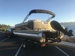 """21 ft. Avalon Pontoons 20' GS Quad Lounge 23"""" Tubes Pontoon Boat Rental Rest of Southwest Image 2"""
