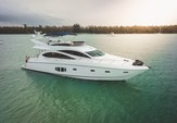 75 ft. 75 Sunseeker Flybridge Boat Rental Miami Image 1