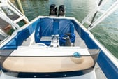 33 ft. Avance VS Walkaround Boat Rental Miami Image 7