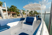33 ft. Avance VS Walkaround Boat Rental Miami Image 8