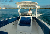33 ft. Avance VS Walkaround Boat Rental Miami Image 15
