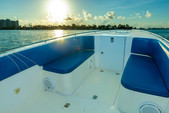 33 ft. Avance VS Walkaround Boat Rental Miami Image 16