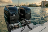 33 ft. Avance VS Walkaround Boat Rental Miami Image 21