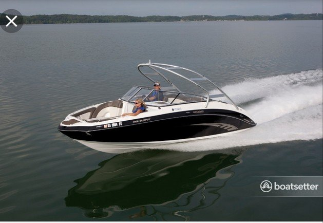 Rent a Yamaha bow rider in Mineral, VA near me