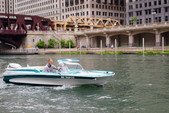 16 ft. Cane Cutter 1602 Pro Classic Boat Rental Chicago Image 2