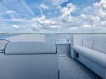24 ft. Qwest Pontoons 820 Cruise Deluxe Pontoon Boat Rental Palm Bay Image 2
