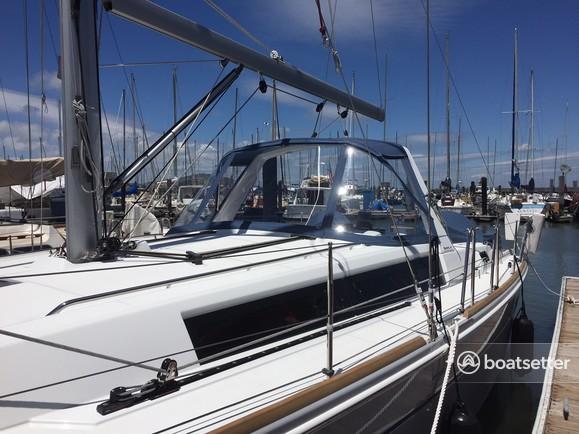 Rent a Beneteau USA sloop in Newport Beach, CA near me