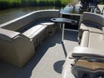 21 ft. Avalon Pontoons 22' LSZ Cruise (Black) Pontoon Boat Rental Rest of Northeast Image 3