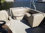 21 ft. Avalon Pontoons 22' LSZ Cruise (Black) Pontoon Boat Rental Rest of Northeast Image 4