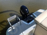21 ft. Avalon Pontoons 22' LSZ Cruise (Black) Pontoon Boat Rental Rest of Northeast Image 6