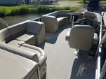 21 ft. Avalon Pontoons 22' LSZ Cruise (Black) Pontoon Boat Rental Rest of Northeast Image 7
