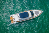 65 ft. Azimut Yachts 62 Flybridge Boat Rental Miami Image 1