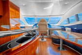65 ft. Azimut Yachts 62 Flybridge Boat Rental Miami Image 14