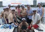 40 ft. Bulldog Pontoons 10x40 Pontoon Boat Rental Miami Image 118