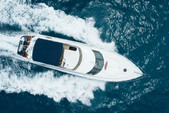 64 ft. sunseeker Manhattan Motor Yacht Boat Rental Miami Image 1