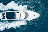 64 ft. sunseeker Manhattan Motor Yacht Boat Rental Miami Image 2