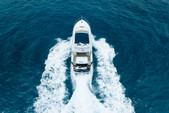 64 ft. sunseeker Manhattan Motor Yacht Boat Rental Miami Image 5