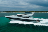 64 ft. sunseeker Manhattan Motor Yacht Boat Rental Miami Image 7