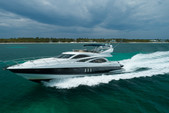 64 ft. sunseeker Manhattan Motor Yacht Boat Rental Miami Image 8