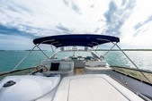 64 ft. sunseeker Manhattan Motor Yacht Boat Rental Miami Image 16