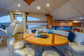 64 ft. sunseeker Manhattan Motor Yacht Boat Rental Miami Image 21