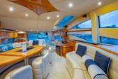64 ft. sunseeker Manhattan Motor Yacht Boat Rental Miami Image 22