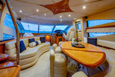 64 ft. sunseeker Manhattan Motor Yacht Boat Rental Miami Image 24