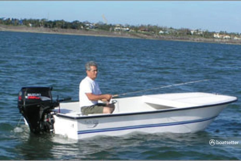 Rent a Twin Vee Catamarans skiff in Hull, MA near me