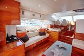 64 ft. Aicon 64 Motor Yacht Boat Rental West Palm Beach  Image 3