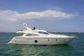 64 ft. Aicon 64 Motor Yacht Boat Rental West Palm Beach  Image 2