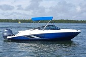 22 ft. Regal Boats 22 OBX Fastrac Bow Rider Boat Rental Fort Myers Image 2