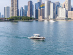 35 ft. Sea Ray Boats 350 SLX Bow Rider Boat Rental Chicago Image 2