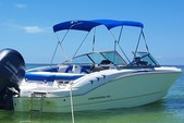 22 ft. Chaparral Boats 224 Xtreme Bow Rider Boat Rental Fort Myers Image 1