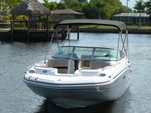 22 ft. Hurricane Boats SD 2200 w/F150XA Deck Boat Boat Rental Fort Myers Image 1