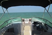 22 ft. Hurricane Boats SD 2200 w/F150XA Deck Boat Boat Rental Fort Myers Image 2