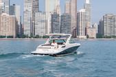 35 ft. Sea Ray Boats 350 SLX Axius Bow Rider Boat Rental Chicago Image 2