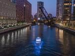 35 ft. Sea Ray Boats 350 SLX Axius Bow Rider Boat Rental Chicago Image 4