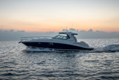45 ft. Sea Ray Boats 450 Sundancer Axius Cruiser Boat Rental Chicago Image 2