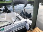 19 ft. Hurricane Gulfstream Deck Boat Boat Rental Sarasota Image 1