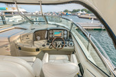 45 ft. Sea Ray Boats 450 Sundancer Axius Cruiser Boat Rental Chicago Image 3